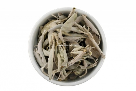 250 g Salbei weiss lose - salvia apiana USA - AKTION