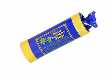 Anciene NAG CHAMPA TIBETAN INCENSE + Halter