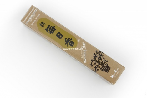 Nippon Kodo WEIHRAUCH - FRANKINCENSE - Morning Star +...