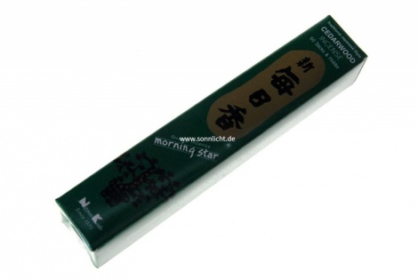 Nippon Kodo Zedernholz CEDARWOOD - Morning star -...