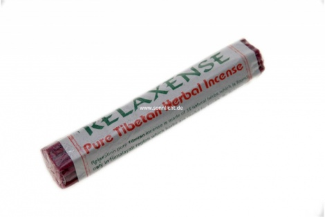 RELAXENSE PURE TIBETAN HERBAL INCENSE