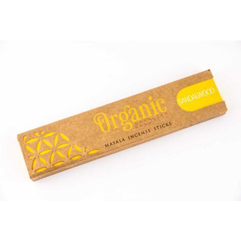 SANDELHOLZ Organic Goodness Masala Räucherstäbchen