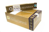GROSSPACKUNG Vijashree GOLDEN NAG CHANDAN - 12 x 15 g