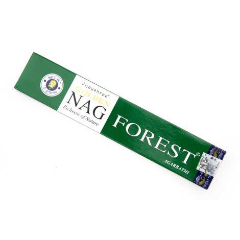 Golden NAG FOREST Räucherstäbchen Vijayshree