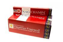 GROSSPACKUNG Vijashree GOLDEN NAG CHAMPA - 12 x 15 g