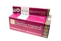 GROSSPACKUNG Vijashree GOLDEN NAG MEDITATION - 12 x 15 g