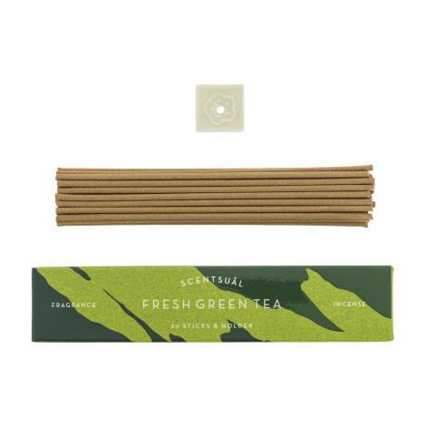 FRESH GREEN TEA  -  Matcha - Scentsual Nippon Kodo