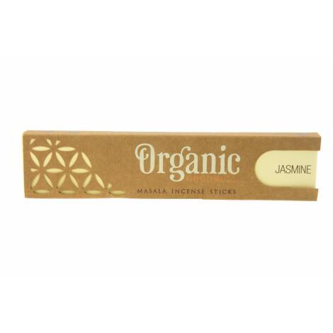 JASMIN Organic Goodness Masala Räucherstäbchen