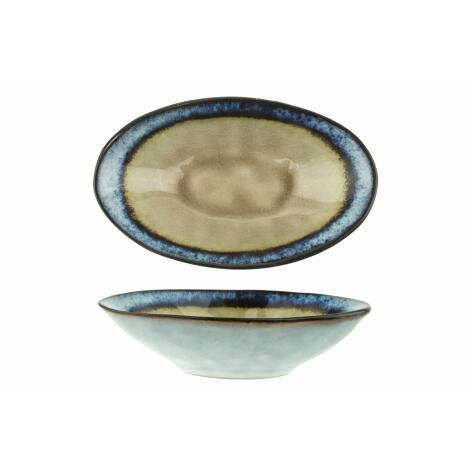 Räucherschale CORAL oval