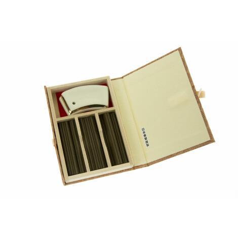 Nippon Kodo KYARA TAIKAN AGARWOOD SUPERIOR Holzbox - Adlerholz