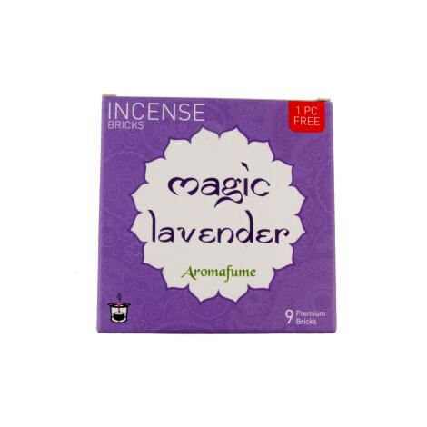 Räucherblöcke MAGIC LAVENDER - Aromafume