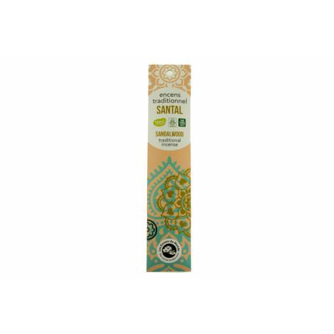 EDLES SANDELHOLZ - 100 % natürliche Räucherstäbchen Aromandise