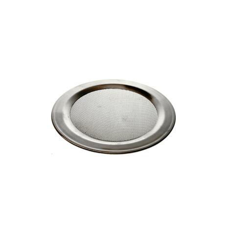 9,5 cm Räuchersieb aus Edelstahl