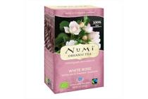 Numi WHITE ROSE Organic Tea