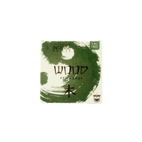 Räucherblöcke WOOD HOLZ - Feng Shui - Aromafume