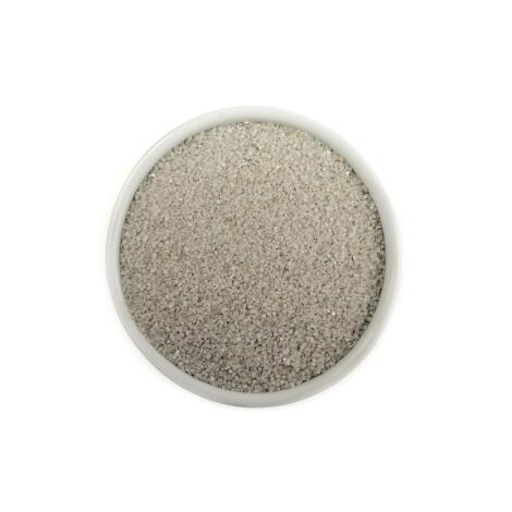1 kg Kristall - Räuchersand silbrig schimmernd