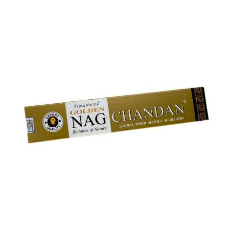 Vijashree GOLDEN NAG CHANDAN AGARBATHI 15 g